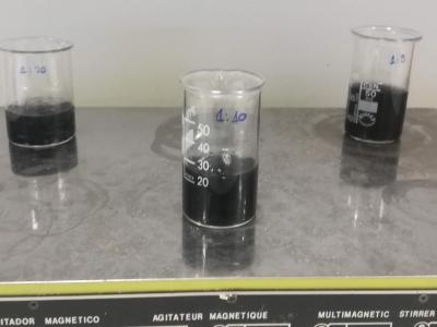 02 Proceso de extracción con carbón activo