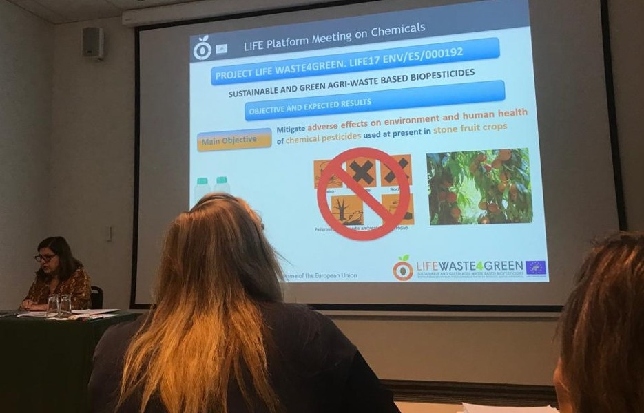 19 11 LIFE Platform Meeting on Chemicals
